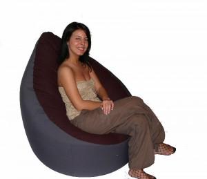Babzsák fotel