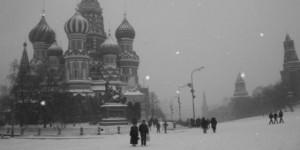 Moszkva télen