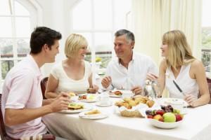 Szülőkkel együtt élni