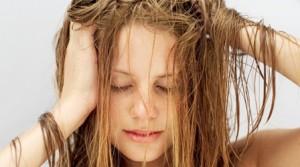 Száraz haj ellen