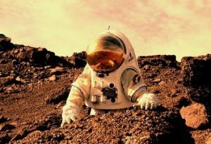 Űrutazás a Marsra