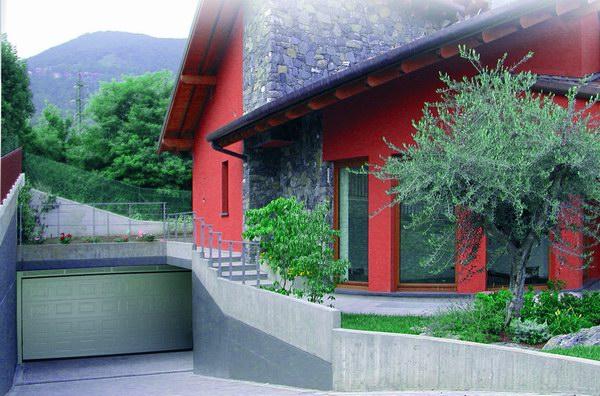 A Ditec garázskapu komfortosabbá teszi otthonát