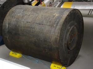 Pattogó bomba