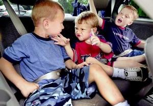 Utazás gyerekekkel