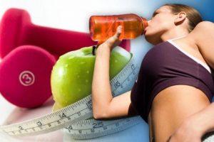 Táplálkozás edzés előtt és után