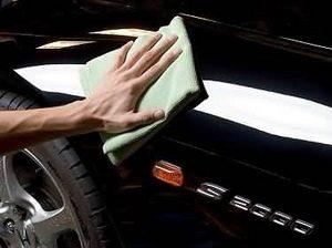Autókozmetika