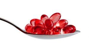 Omega 3 krill olaj