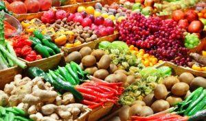 Zöldség - gyümölcs