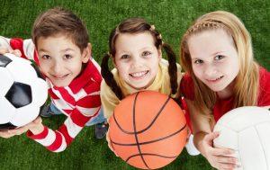 Sport gyerekeknek