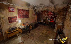 Bomb szabadulószoba
