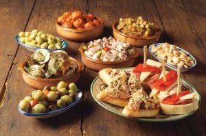 Spanyol konyha