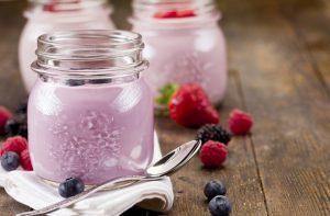 Gyümölcsjoghurt