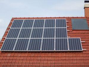Elektromos fűtés napelemmel