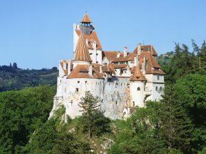 Erdélyi Drakula-kastély