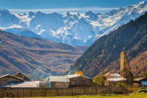 Kaukázus