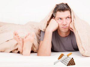 Impotencia-Dohányzás