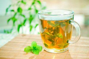 Fodormenta tea